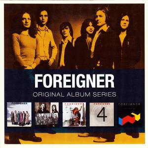 Foreigner: Original Album Series (5-CD) - Bild 1