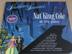 Cover - Nat King Cole: Penthouse Serenade