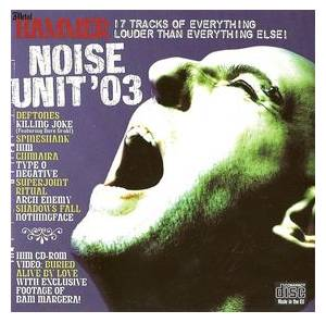 Cover - Landmine Spring: Noise Unit '03