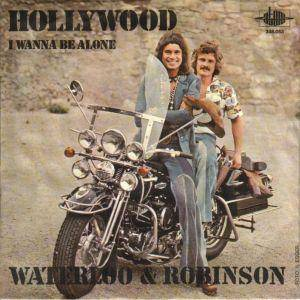 Waterloo & Robinson: Hollywood - Cover