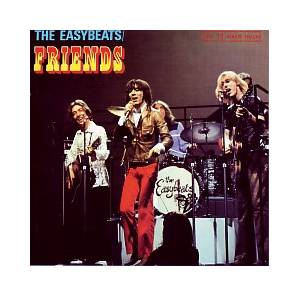 Cover - Easybeats, The: Friends