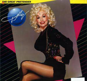 Dolly Parton: Great Pretender, The - Cover
