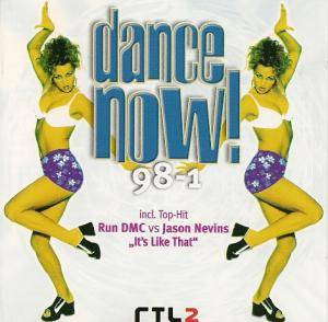 Cover - Sosa: Dance Now! 98-1