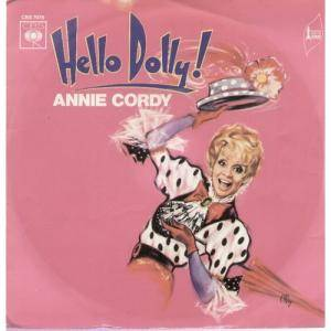 Cover - Annie Cordy: Hello Dolly