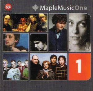 MapleMusic One - Cover