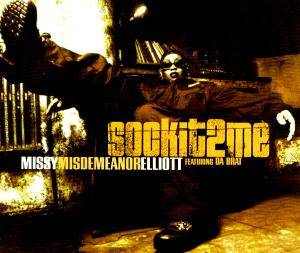 "Cover - Missy ""Misdemeanor"" Elliott: Sock It 2 Me"