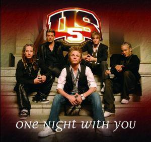 Cover - US5: One Night With You