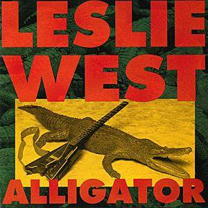 Leslie West: Alligator - Cover