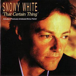 Cover - Snowy White: That Certain Thing