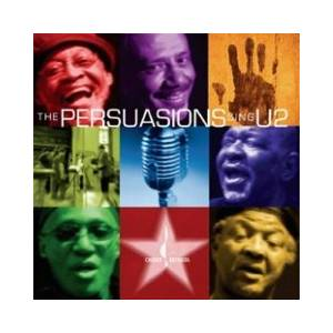 Cover - Persuasions, The: Persuasions Sing U2, The