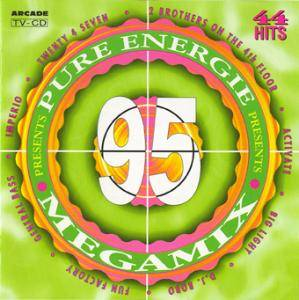 Cover - Darkness: Pure Energie Megamix 95