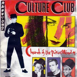 Culture Club: Church Of The Poison Mind - Cover
