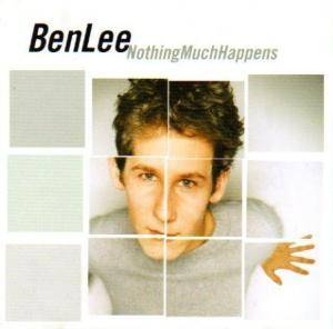 Cover - Ben Lee: Nothing Much Happens
