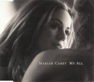 Mariah Carey: My All - Cover