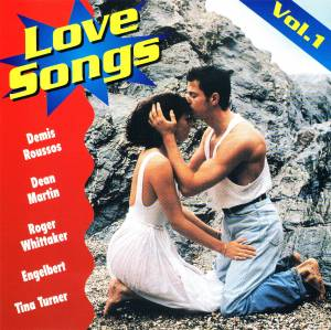 Cover - David Hasselhoff & Catherine Hickland: Love Songs - Vol. 1