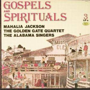 Cover - Alabama Singers, The: Gospels And Spirituals