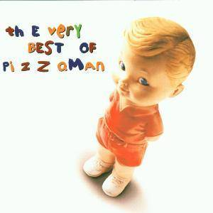 Cover - Pizzaman: Very Best Of Pizzaman, The
