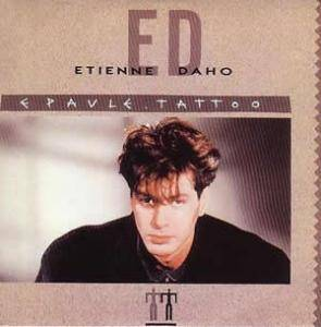 Cover - Etienne Daho: Epaule Tattoo