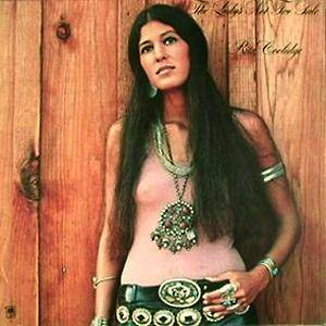 Rita Coolidge: Lady's Not For Sale, The - Cover