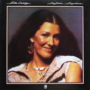 Rita Coolidge: Anytime...Anywhere - Cover