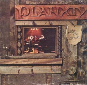 Cover - Planxty: After The Break