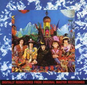 Cover - Rolling Stones, The: Their Satanic Majesties Request