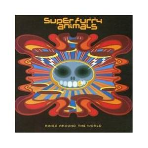 Cover - Super Furry Animals: Rings Around The World