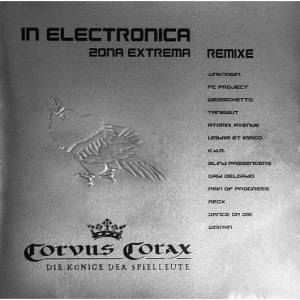 Cover - Corvus Corax: In Electronica