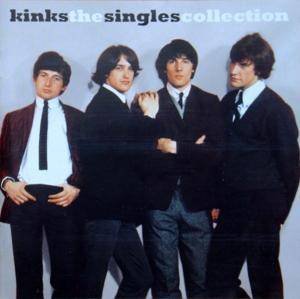 The Kinks: Singles Collection, The - Cover