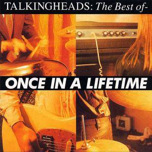 Talking Heads: Best Of - Once In A Lifetime, The - Cover