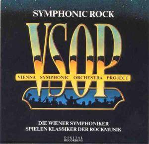 Vienna Symphonic Orchestra Project: Symphonic Rock - Cover