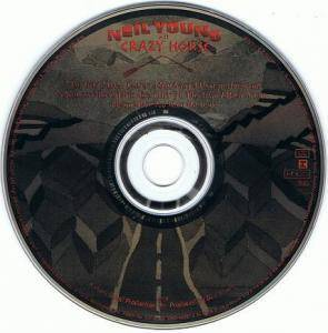 Neil Young & Crazy Horse: Broken Arrow (HDCD) - Bild 3