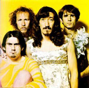 The Mothers Of Invention: We're Only In It For The Money - Cover
