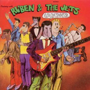The Mothers Of Invention: Cruising With Ruben & The Jets - Cover