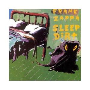 Frank Zappa: Sleep Dirt - Cover