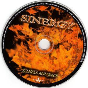 Sinergy: To Hell And Back (CD) - Bild 4