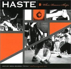 Cover - Haste: When Reason Sleeps
