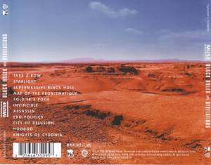 Muse: Black Holes And Revelations (CD) - Bild 2