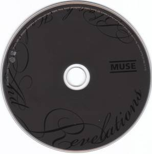 Muse: Black Holes And Revelations (CD) - Bild 3