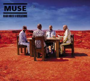 Muse: Black Holes And Revelations (CD) - Bild 1