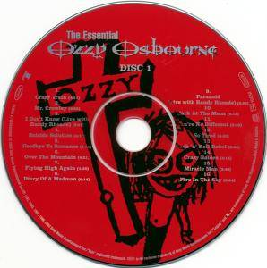Ozzy Osbourne: The Essential (2-CD) - Bild 5