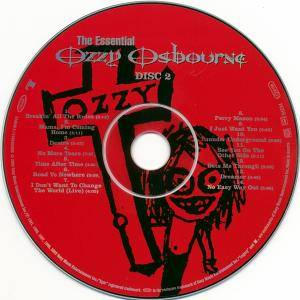 Ozzy Osbourne: The Essential (2-CD) - Bild 6