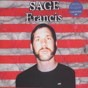 Cover - Sage Francis: Makeshift Patriot EP, The