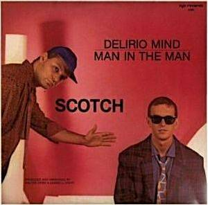 Scotch: Delirio Mind - Cover