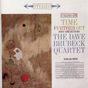 Cover - Dave Brubeck Quartet, The: Time Further Out