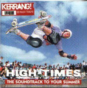 Cover - Hermano: Kerrang! 0911 - High Times - The Soundtrack To Your Summer