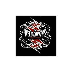 The Hellacopters: Strikes Like Lightning - Cover