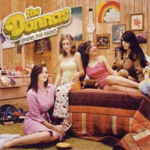 The Donnas: Spend The Night - Cover