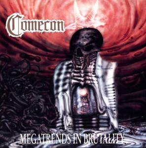 Comecon: Megatrends In Brutality (CD) - Bild 1
