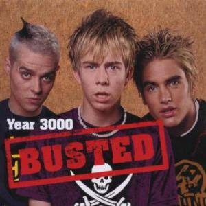 Busted: Year 3000 - Cover